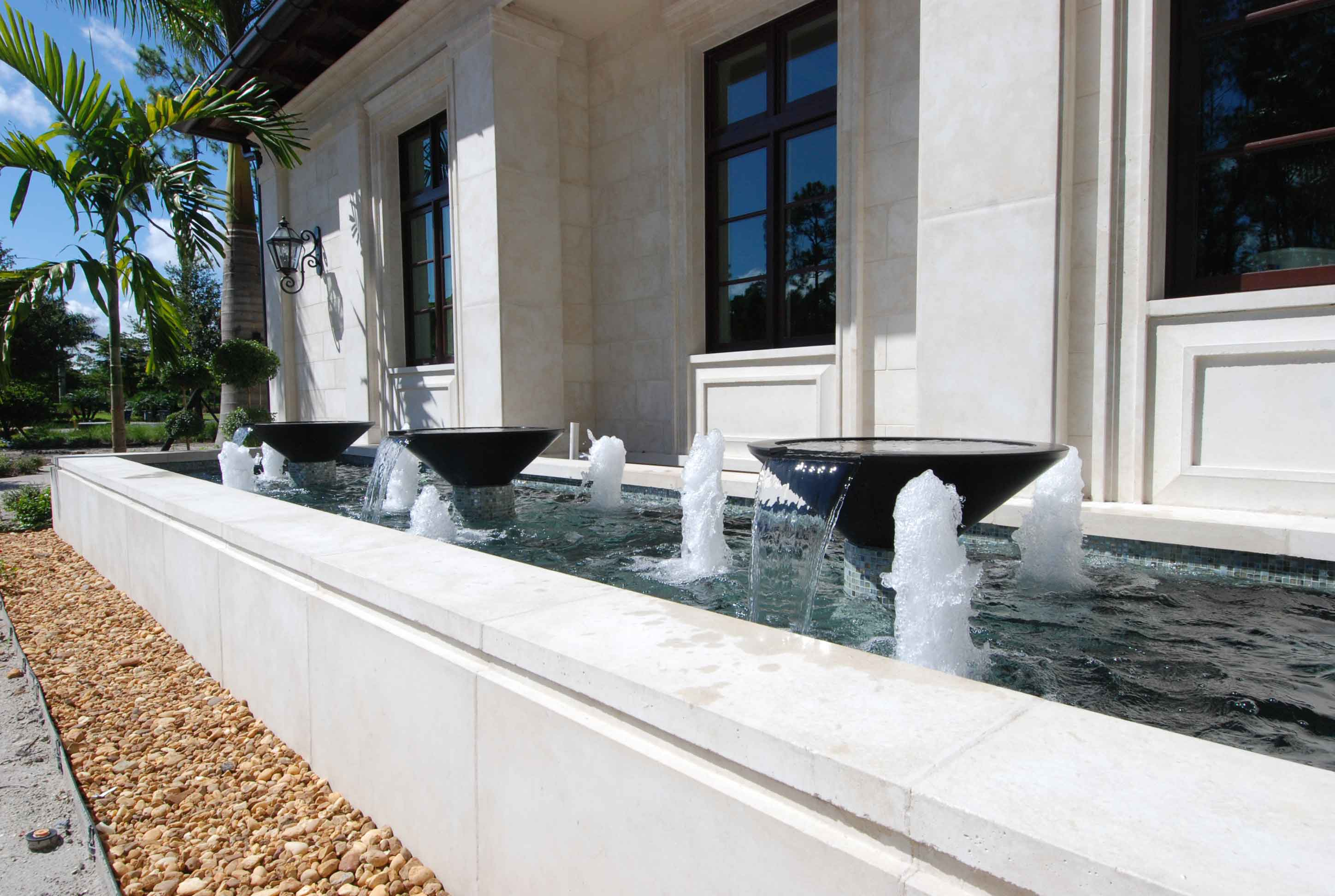 Water Fountain Feature